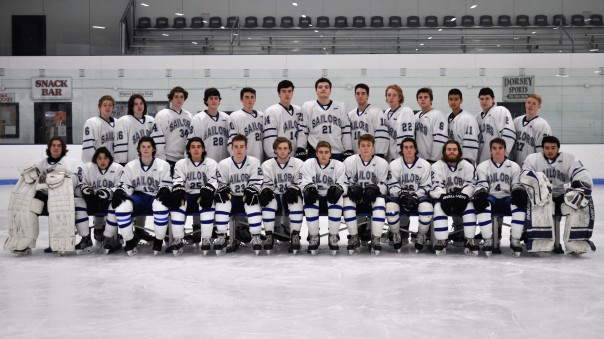 2017-18 SHS Hockey Team