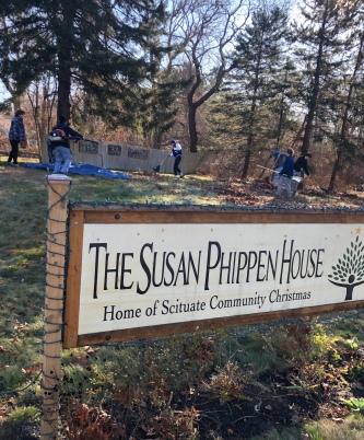 Susan Phippen House Community Service